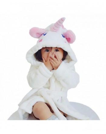 Bathrobe Nightgown Sleepwear Loungewear Parent Child