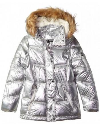 Steve Madden Paprika Puffer Jacket