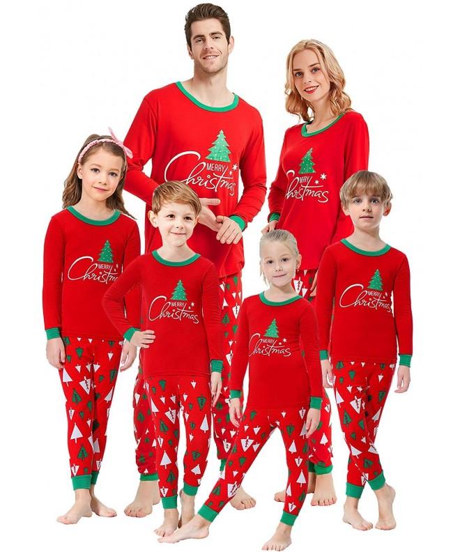 Matching Christmas Pajamas Jammies Children