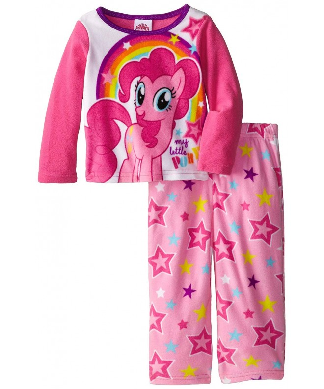 My Little Pony Rainbow Fleece