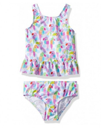 Kiko Max Girls Tankini Bathing