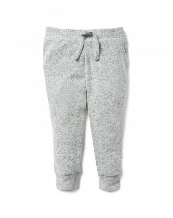 Crazy Girls Casual Knit Jogger