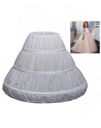 KSDN Flower Petticoat Underskirt Crinoline