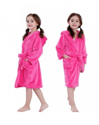 Most Popular Girls' Bathrobes Online