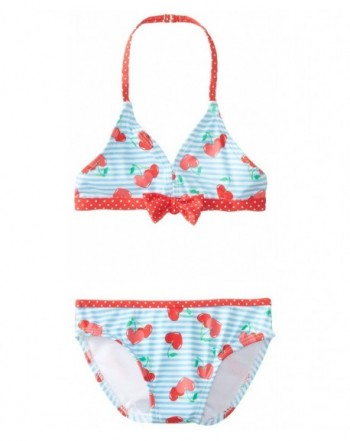 Jantzen Little Mix Print Cherry Swimsuit