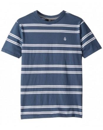 Life is Good B Long Sleeve Boys Cool T Fisher Bear Vtgblu T-Shirt,