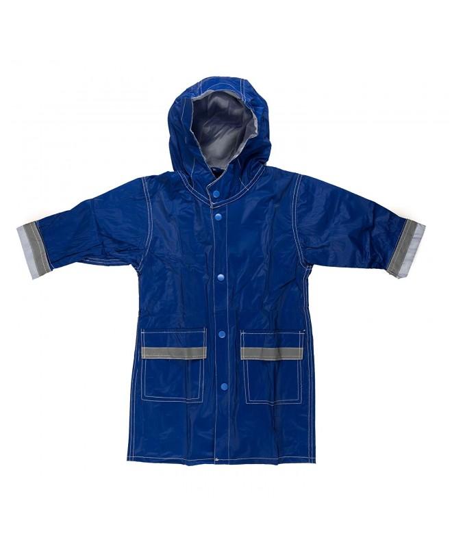 Fit Rite Waterproof Raincoat Reflective