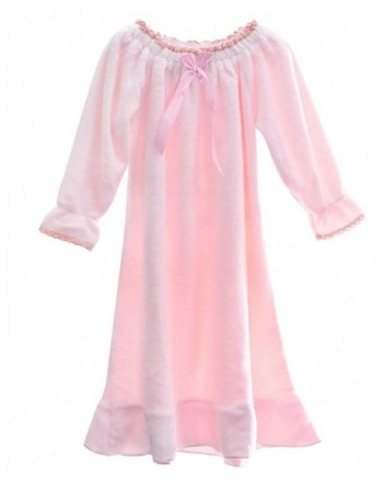 BOOPH Nightgown Sleepwear Princess Nightwear