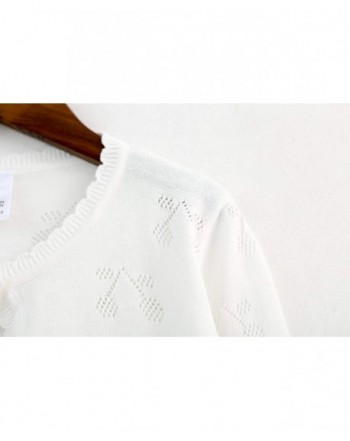 Girls' Sweaters