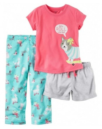 Carters Girls Pc Poly 393g036