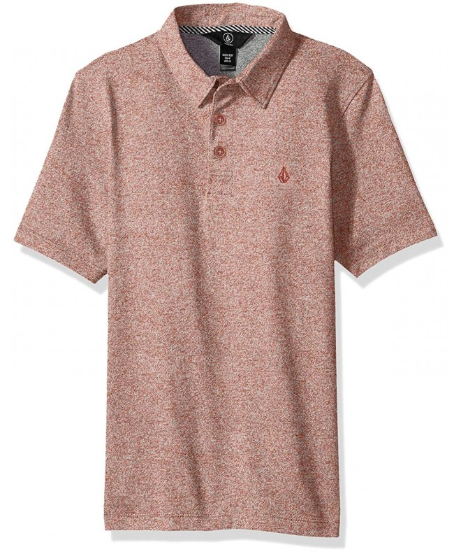 Volcom Wowzer Modern Cotton Polo