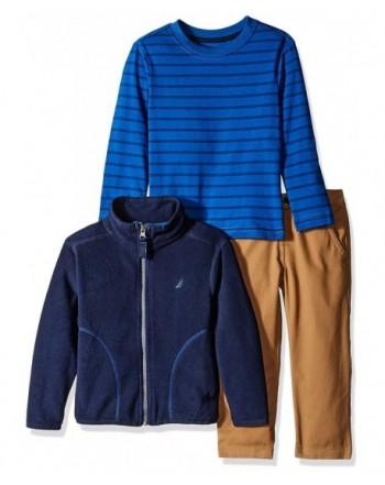 Nautica Three Piece Outerwear Jacket