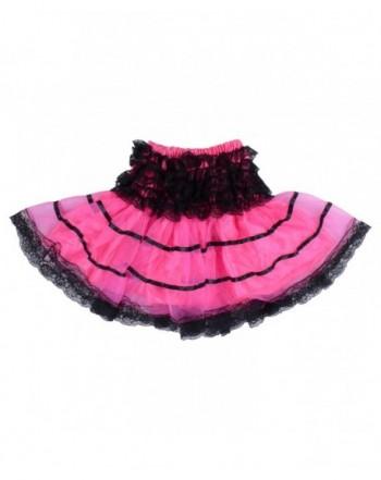 Tulle Elastic Princess Pettiskirt Ballet