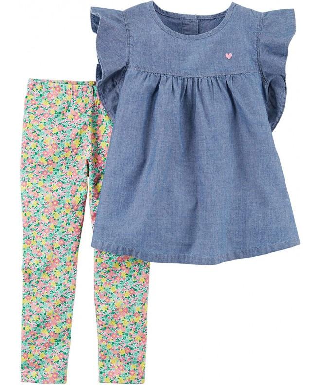 Carters Baby Girls Playwear 239g340