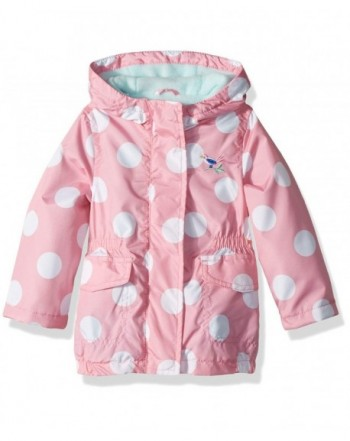 Carters Girls Fleece Anorak Jacket