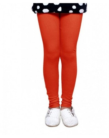 Indistar Little Cotton Orange Legging_4 5