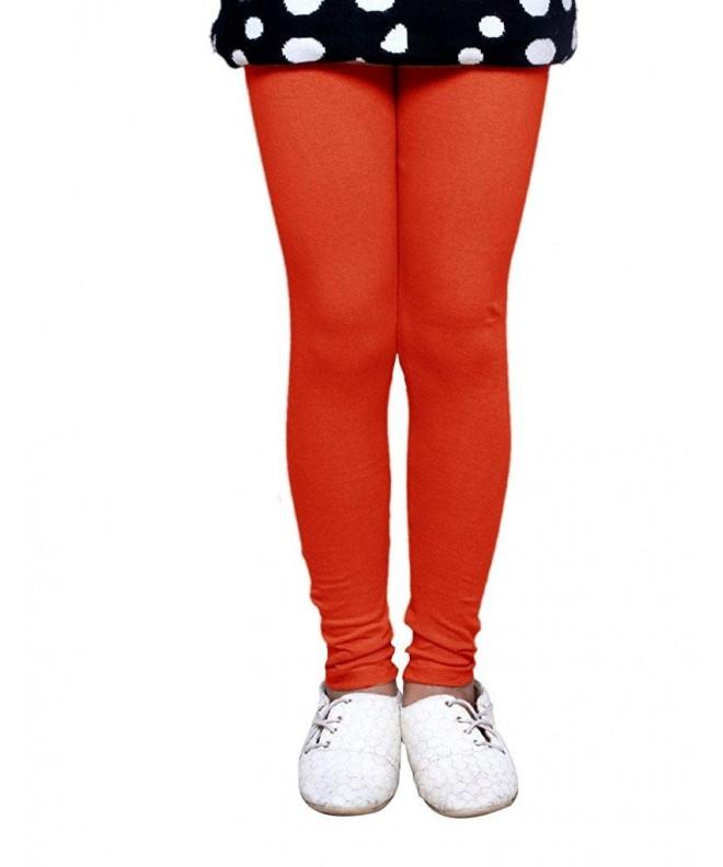 Indistar Little Cotton Orange Legging_4 5