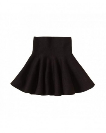 Mesinsefra Little Knitted Flared Pleated