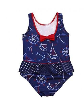 Most Popular Girls' One-Pieces Swimwear