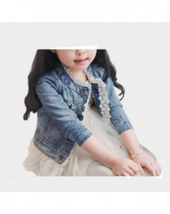 Designer Girls' Outerwear Jackets Online Sale