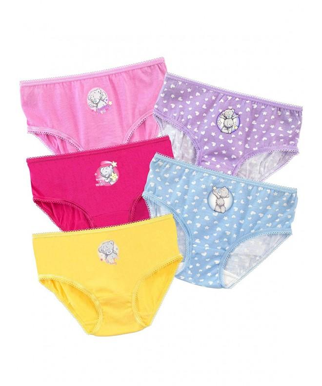 Justice Girls Panty Bundle 5-Count