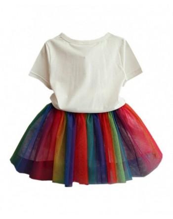 Girls' Skirt Sets