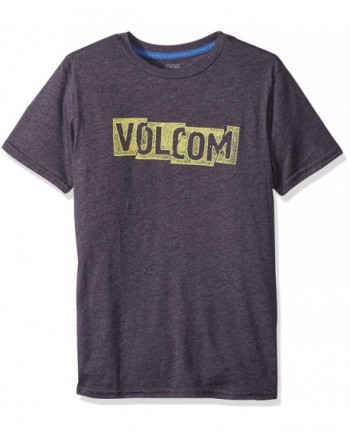 Volcom Boys Edge Short Sleeve