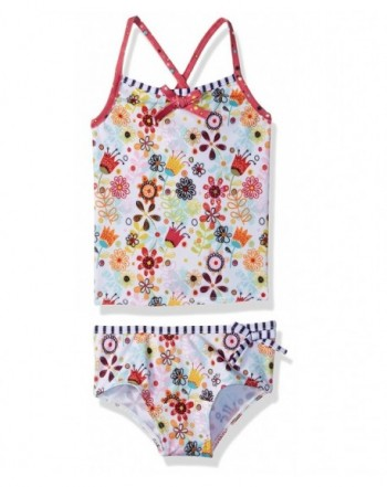 Jelly Pug Girls Vivian Tankini