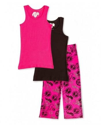 Girls Dots Dreams Piece Pajamas
