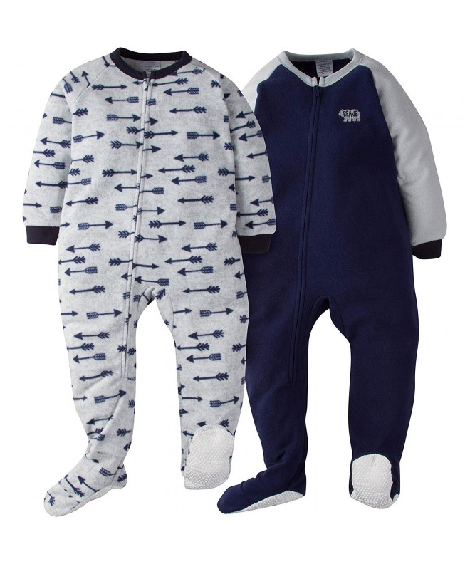 Gerber Boys 2 Pack Blanket Sleeper