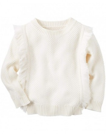 Carters Girls Knit Layering 273g502