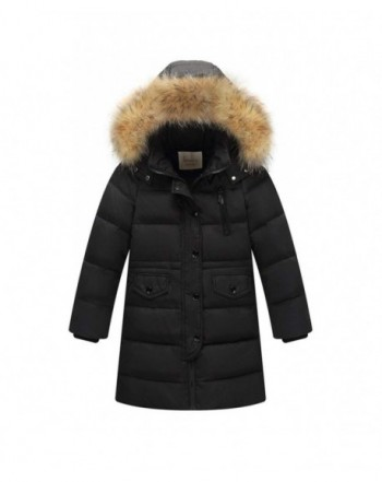 LPATTERN Winter Puffer Jacket Overcoat