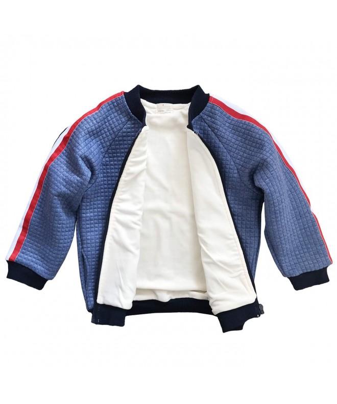 Abalacoco Fleece Thicker Winter Outwear