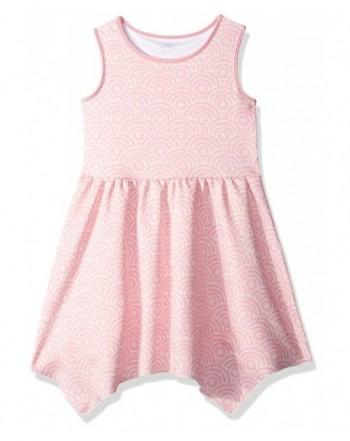 Marmellata Girls Sleeveless Printed Dress