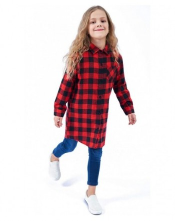 Hot deal Girls' Blouses & Button-Down Shirts Clearance Sale