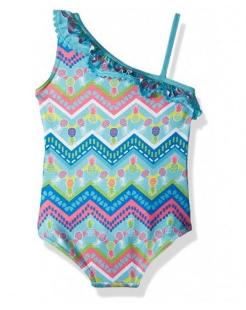 Designer Girls' One-Pieces Swimwear