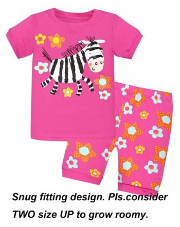 Trendy Girls' Pajama Sets Online Sale