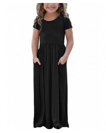 SOLO POP Sleeve Pocket Dresses