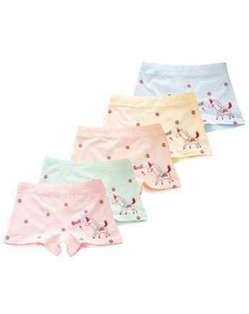 CHUNG Toddler Panties Boyshort Underwear