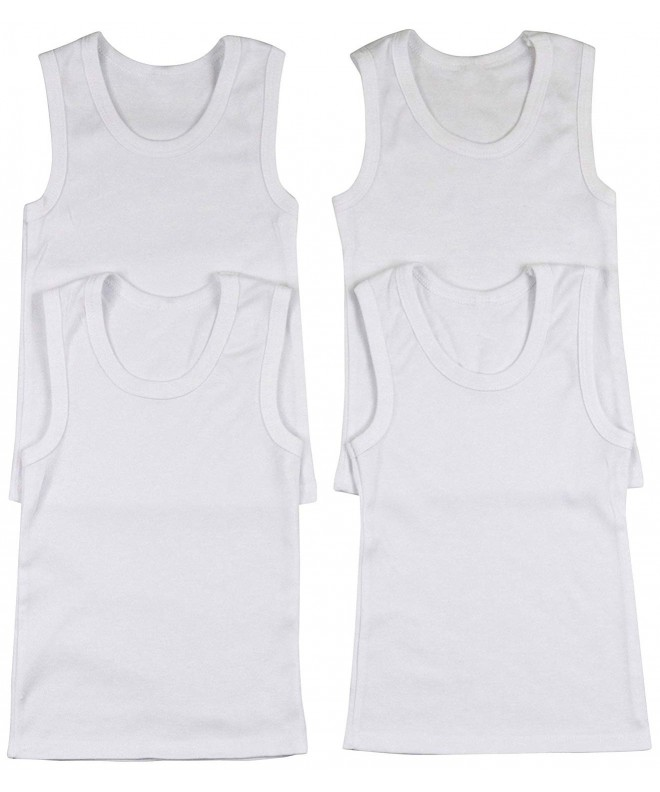 ToBeInStyle Boys Pack Tank Tops