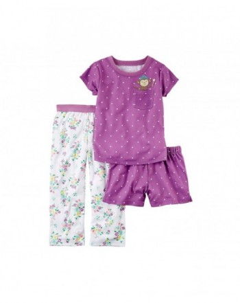 Carters Girls Pc Poly 353g070