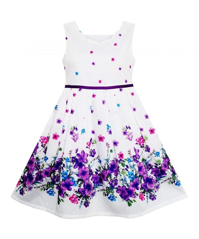 Sunny Fashion Elegant Princess Blooming