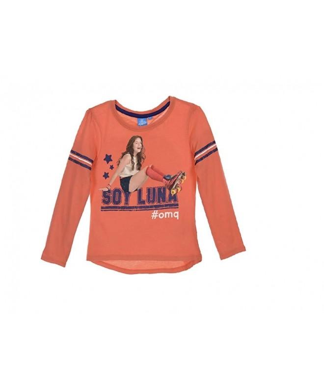 Soy Luna T Shirt Long Sleeves