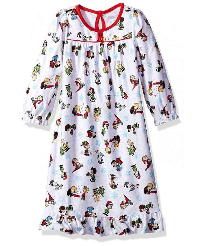 Peanuts Girls Toddler Holiday Granny