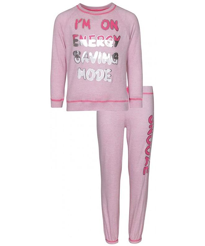 dELiA Girls Knit Pajama Sleepwear