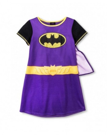 DC Comics Batgirl Sleeve Nightgown