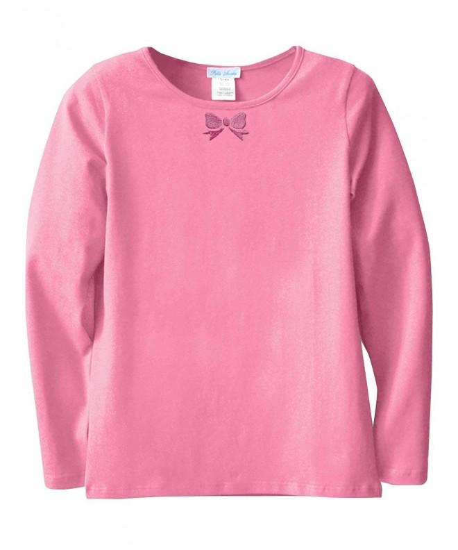 Petite Amelia Little Sleeve Embroidery