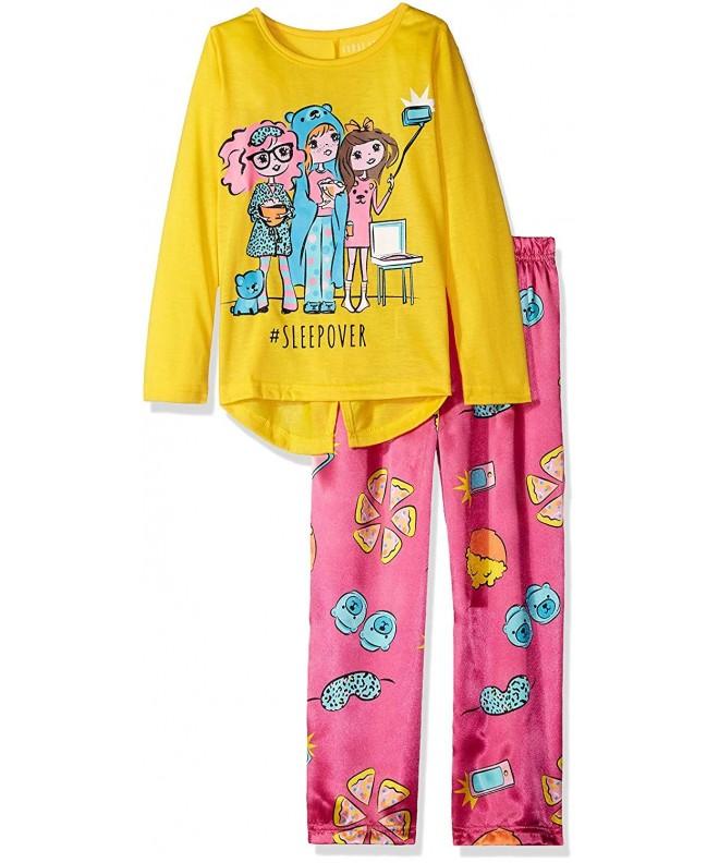 Komar Kids Sleeve Jersey Pajama