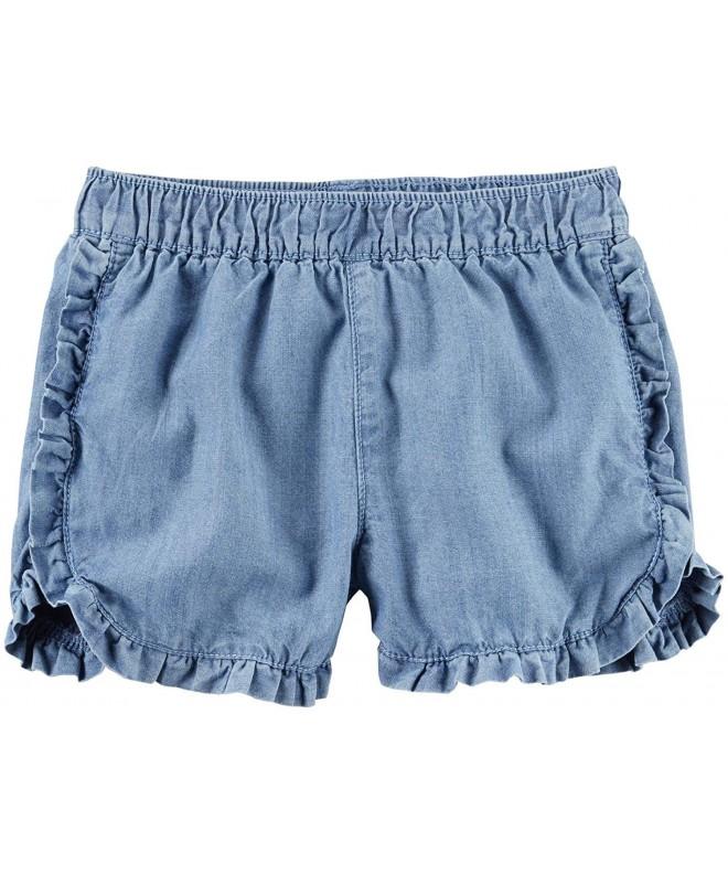 Carters Girls Woven Short 278g467