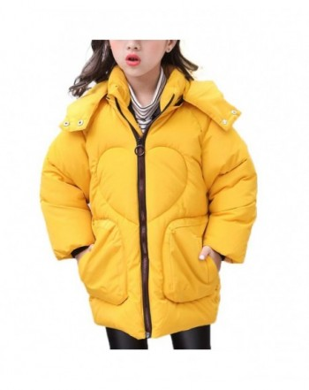 ASHER FASHION Outerwear Winter Jackets